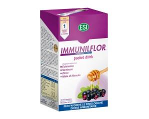 Esi Immunilflor Pocket Drink Integratore Alimentare 16 Bustine