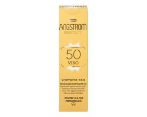Angstrom Protect SPF50+ Viso Hydraxol Youthful Crema Solare Protettiva 40 ml