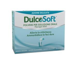 Dulcosoft Polvere Per Soluzione Orale Lassativo 20 Bustine