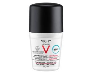 Vichy Homme Deo Anti-macchie 50 Ml