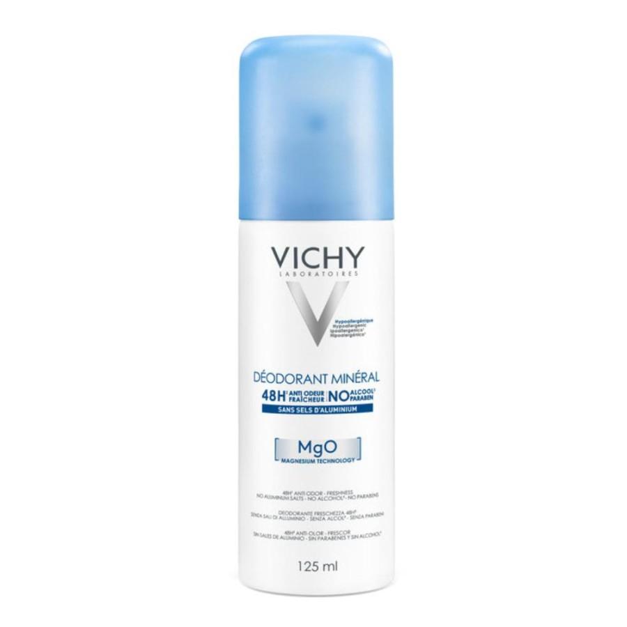Vichy Anti-Traspirante Deodorante Mineral 48h Aerosol 125 ml