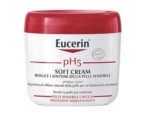 Eucerin pH5 Soft Cream Crema Corpo Idratante Pelli Sensibili 450 ml
