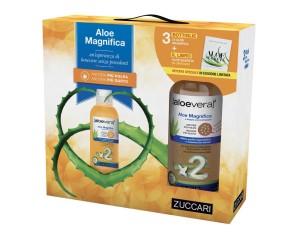 Zuccari Aloevera2 Aloe Magnifica Integratore Alimentare Con Edulcorante 1 Litro
