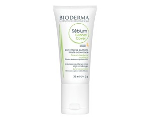 Bioderma  Sebium Global Cover Purificante ad alto Potere Coprente 30 ml