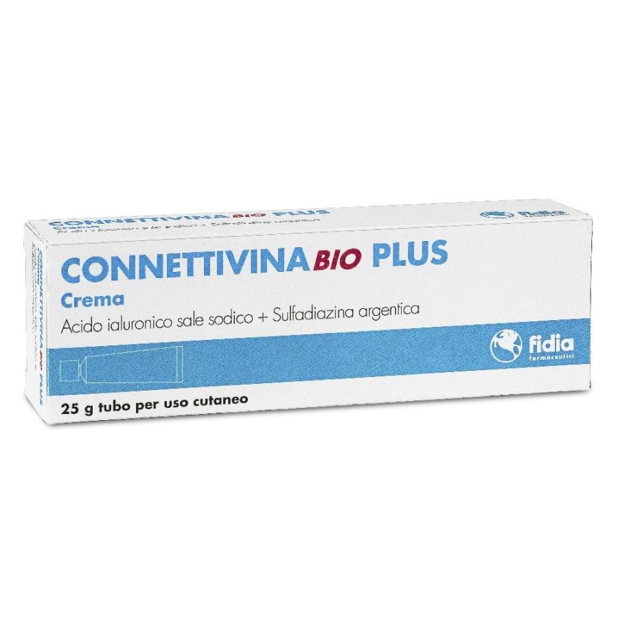 Connettivina Bio Plus 25g per curare le ferite infette