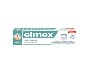 Alfasigma Elmex Dentifricio Sensitive 100 ml
