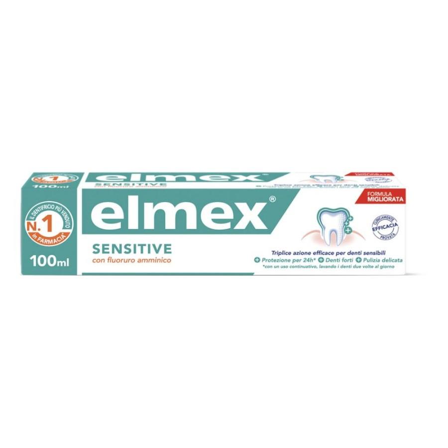 Alfasigma Elmex Dentifricio Sensitive 100 ml