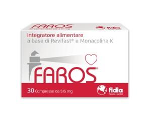 Fidia Farmaceutici Faros Integratore Alimentare 30 Compresse 515 Mg