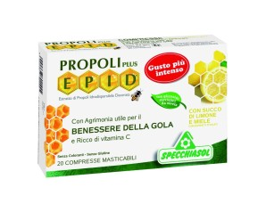 Epid Miele Limone 20 Compresse New