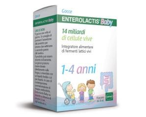Enterolactis Baby Gocce 8 Ml