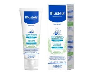 Mustela Crema Massaggio Balsamica Azione Lenitiva 40 ml (65g)