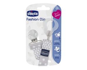 Chicco (artsana) Chicco Clip Fashion Neutra Per Ciuccio