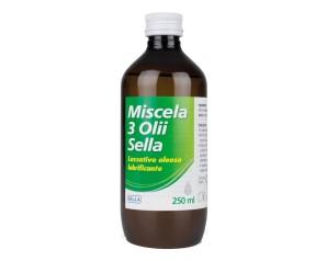 MISCELA 3OLI LASSATIVO MD250ML