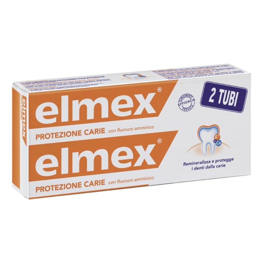 Colgate-palmolive Commerc. Elmex Protezione Carie 2 X 75 Ml
