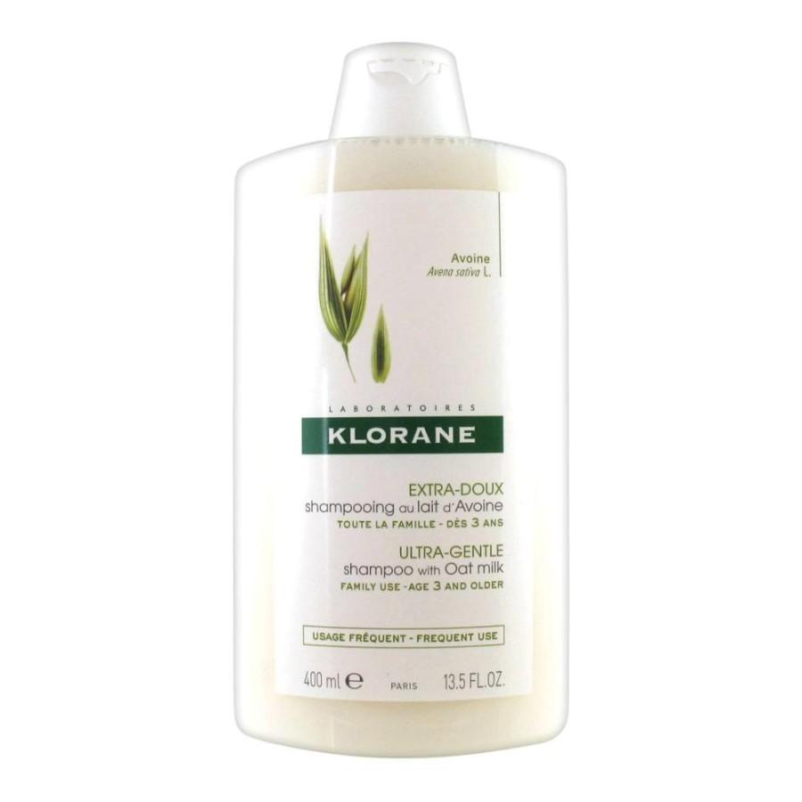 Klorane Shampoo Latte d'Avena 400 ml