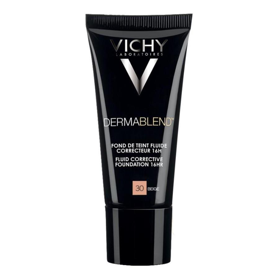 Vichy (l'oreal Italia) Dermablend Fondotinta Fluido 30 Beige 30 Ml