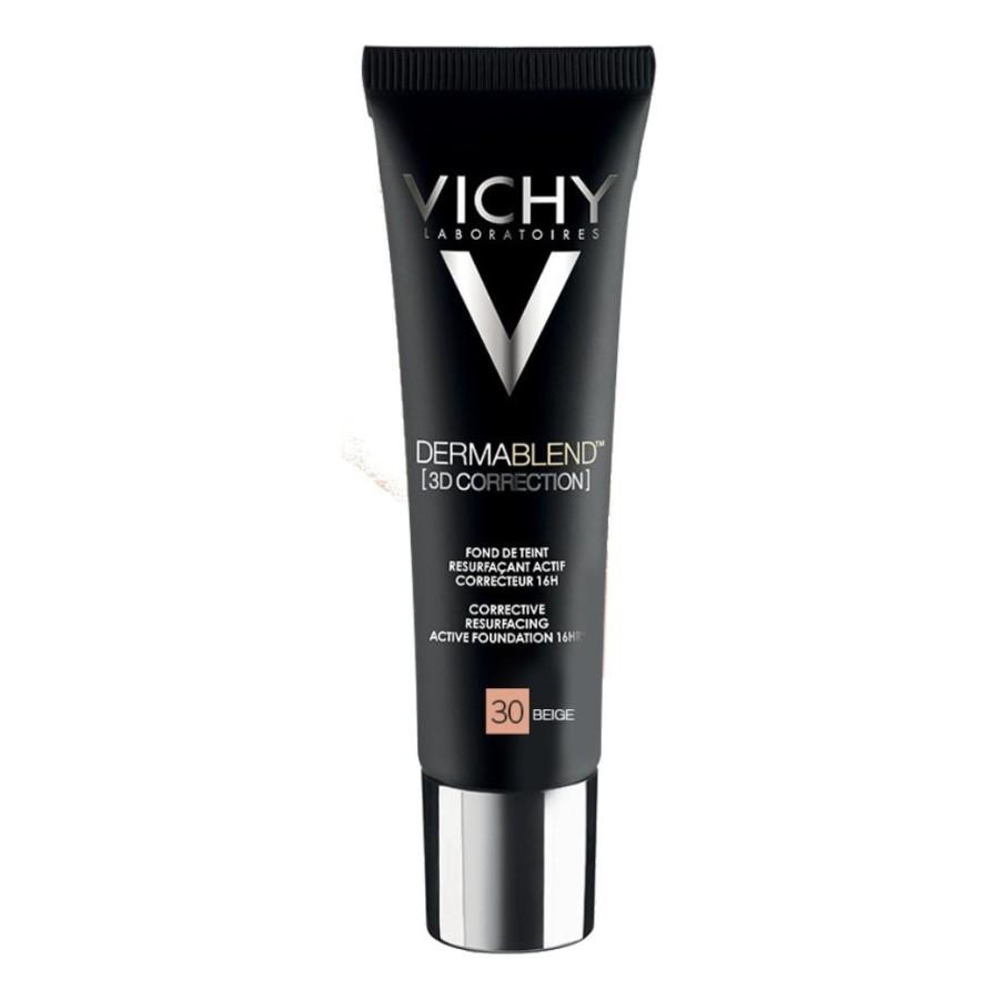 Vichy Make-up  Dermablend 3D Correction Fondotinta Elevata Coprenza 30