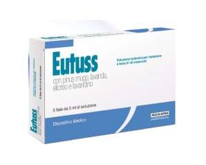 Aesculapius Farmaceutici Soluzione Isotonica Eutuss 5 Fiale 5 Ml