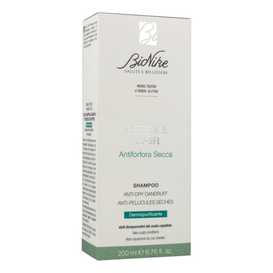 Bionike Defence Hair Shampoo Dermopurificante Antiforfora 200ml