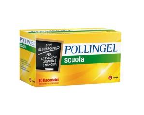 Pollingel Scuola Integratore Alimentare Memoria 10 Flaconcini da 10 ml