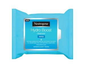 Neutrogena Hydro Boost Cleanser Salviette Struccanti 25 Pezzi