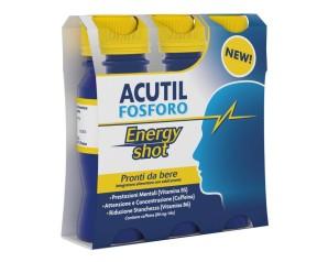 Angelini Acutil Fosforo Energy Shot 3 X 60 Ml scad 02/21