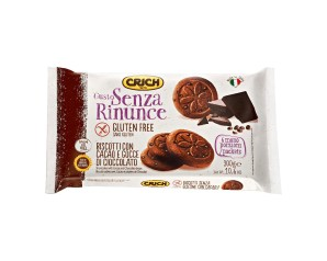 GUSTO S/Rinunce Bisc.Cacao