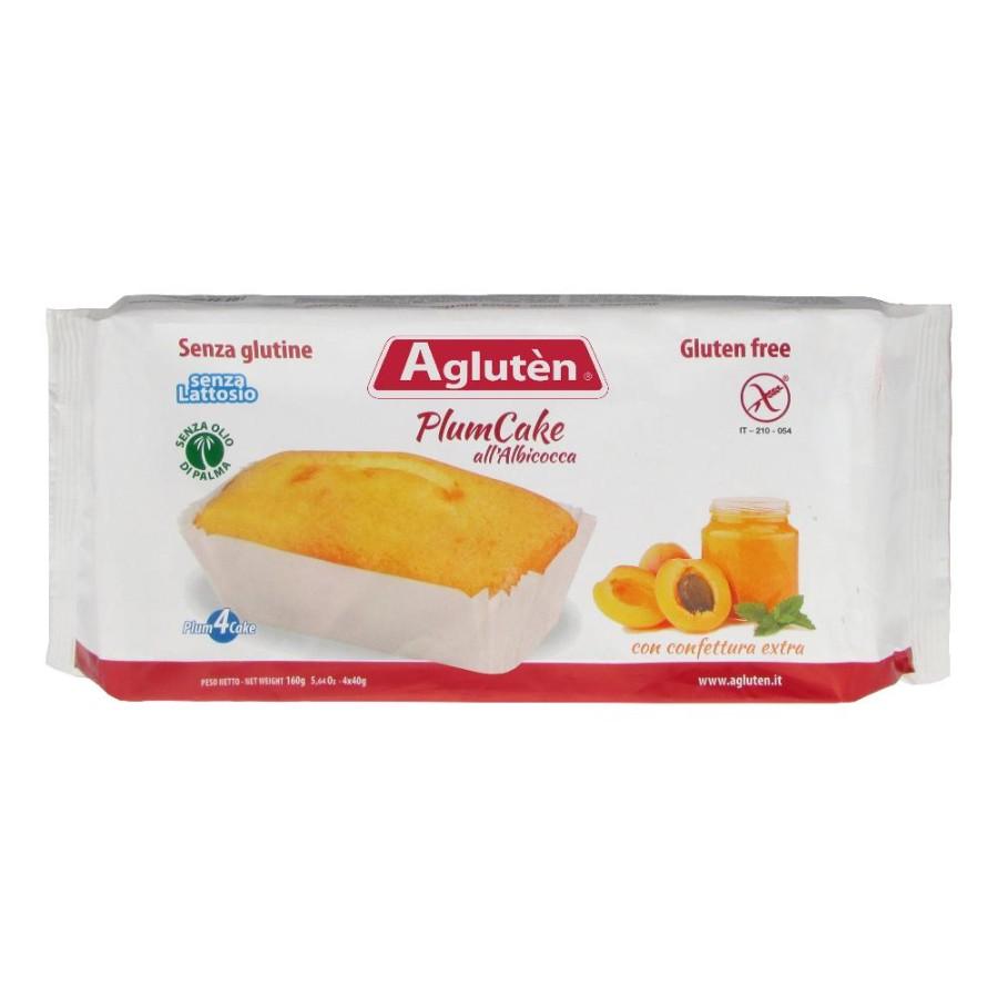 Nove Alpi Agluten Plum Cake Albicocca 160 G