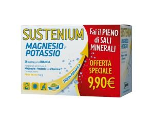 Sustenium Magnesio e Potassio 28 Buste