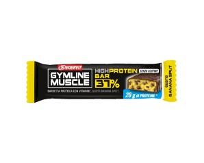 Enervit Gymline Muscle High Protein Bar 37% Banana Split 54 G Barretta Proteica