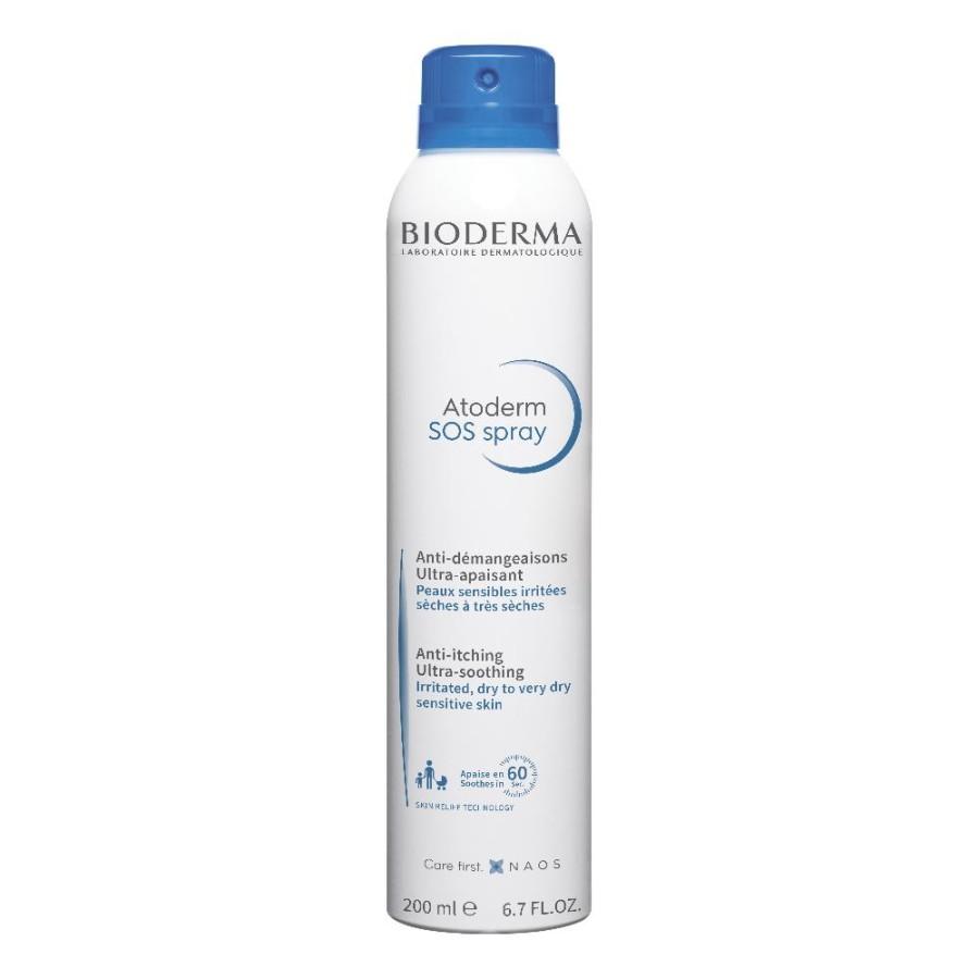 Bioderma Italia Atoderm Sos Spray 200 Ml scad 05/21