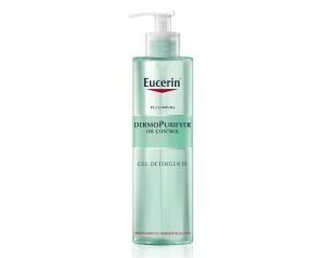 Beiersdorf Eucerin Dermopurifyer Oil Control Gel Detergente 400 Ml