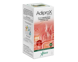 Aboca  Controllo Peso Adiprox Advanced Integratore Concentrato Fluido 325 g
