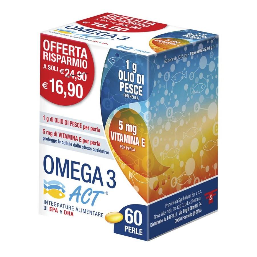 F&f Linea Act Omega 3 Act 1 G 60 Perle