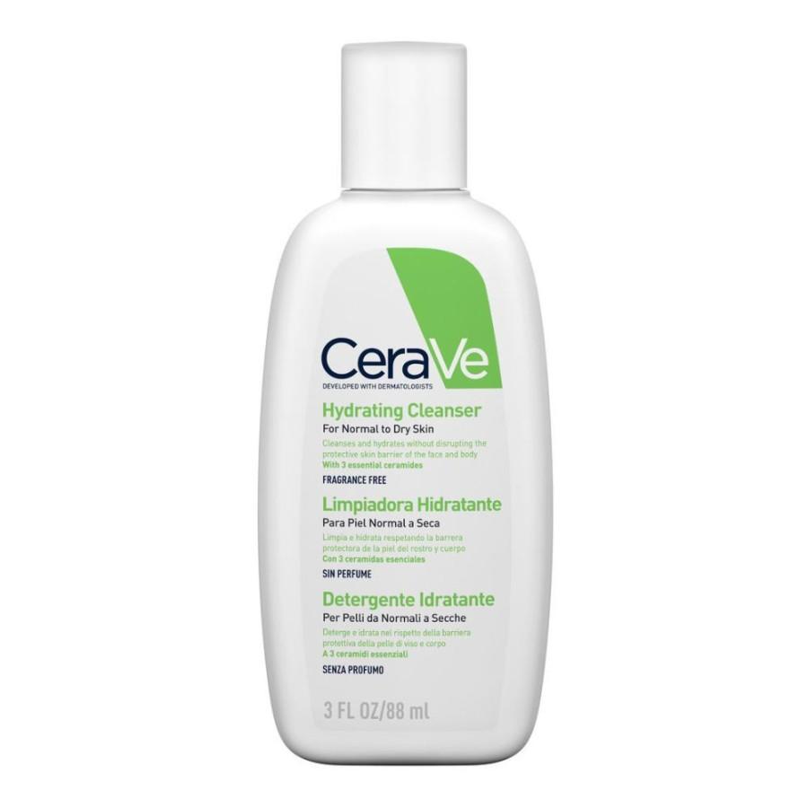 Cosmetique Active CeraVe Detergente Viso e Corpo Idratante 88ml