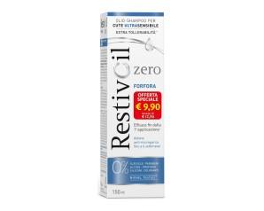 RESTIVOIL ZERO FORFORA TP150ML