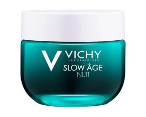 Vichy Slow Age Nuit Notte Crema Fresca Riossigenate Rigenerante 50 ml