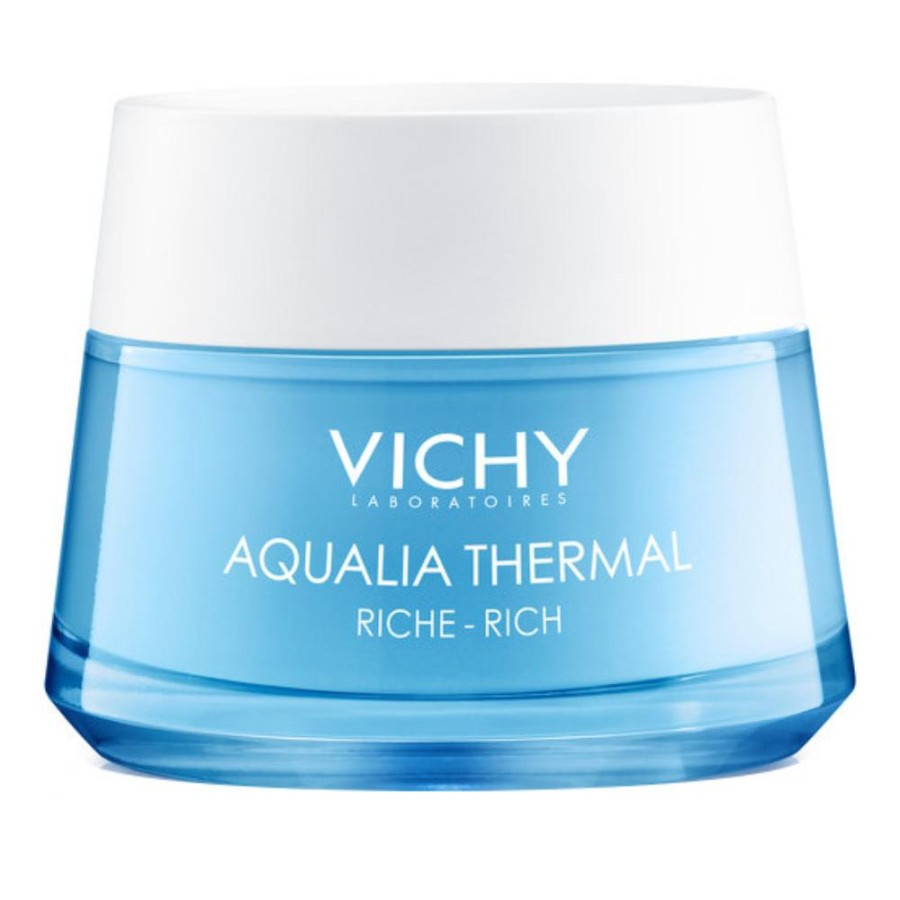 Vichy (l'oreal Italia) Aqualia Thermal Crema Ricca Reidratante 50 Ml