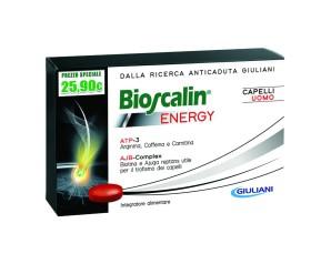 Bioscalin  Capelli Uomo Energy Anticaduta Integratore 30 Compresse