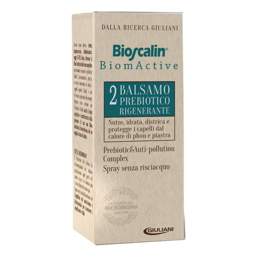 Giuliani Bioscalin Biomactive Balsamo Prebiotico Rigenerante 100 Ml