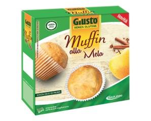 GIUSTO S/G Muffin Mela 200g
