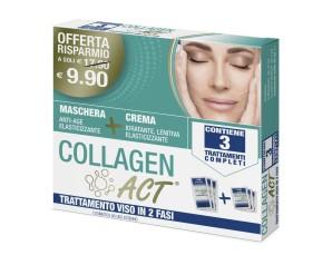 Collagen Act Integratore  Alimentare Per Il Benessere Della Pelle 10 Bustine