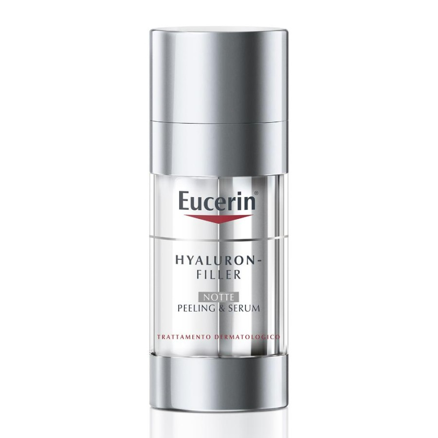 Beiersdorf Eucerin Hyaluron Filler Peeling & Serum Notte 30ml