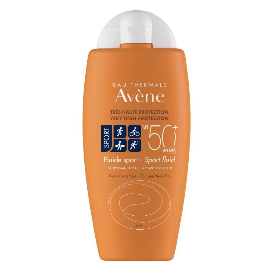 Avene (pierre Fabre It.) Avene Eau Thermale Sport Spf 50+ 100 Ml