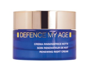 I.c.i.m. (bionike) Internation Defence My Age Crema Notte 50 Ml
