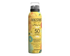 Angstrom Protect Instadry Spray Trasparente Solare Ultra Protettivo 50+ 150 Ml