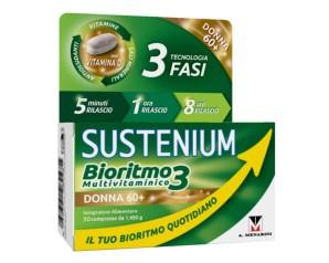 A.menarini Ind.farm.riun. Sustenium Bioritmo3 Donna 60+ 30 Compresse