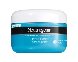 Johnson & Johnson Neutrogena Hydro Boost Sorbet Balsamo Corpo 200 Ml
