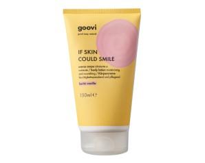 The Good Vibes Company Goovi Crema Corpo Vanilla 150 Ml