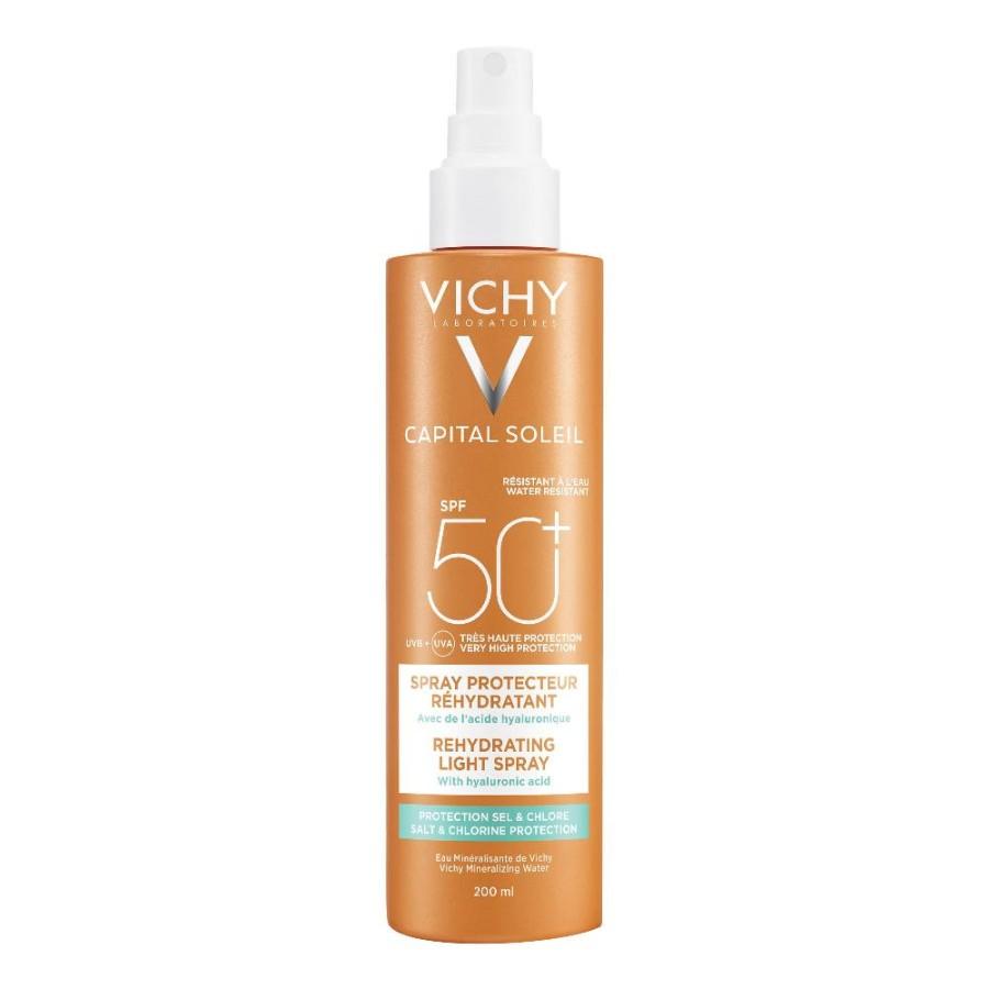 Vichy (l'oreal Italia) Capital Soleil Beach Protect  Spray Spf50+ 200 Ml